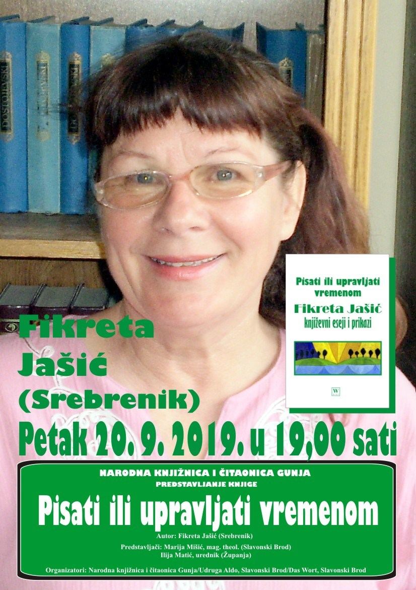 Plakat-Fikreta-Jašić-Srebrenik-Gunja-20.9-2019.