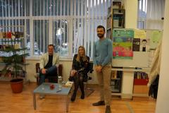 Književni susret s Kristianom Novakom