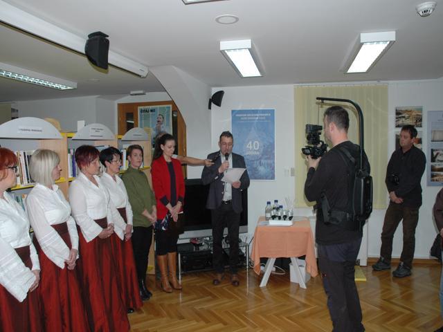 Otvorena izložba povodom 40. godišnjice rada Vodovoda hrvatsko primorje-južni ogranak