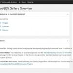Postavljanje galerija (NextGEN Gallery)