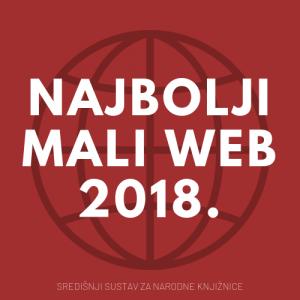 bedž najbolji mali web 2018